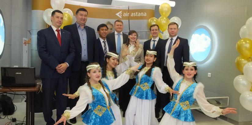 Осенняя распродажа авиакомпании «Эйр Астана» из Казани