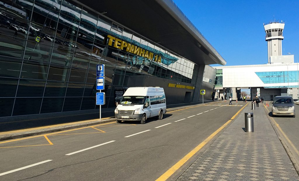 Добраться до казанского аэропорта на общественном транспорте