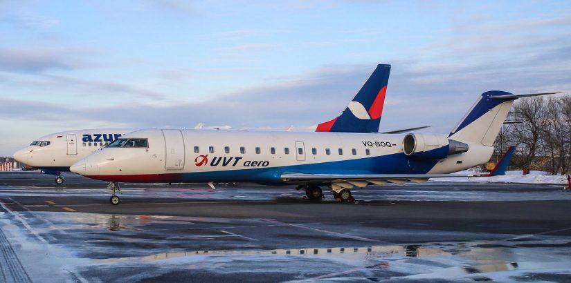 Новый рейс из Казани в Екатеринбург и Новокузнецк